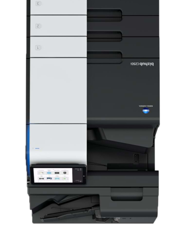 Kramm Büro-Systeme – Toner farbig