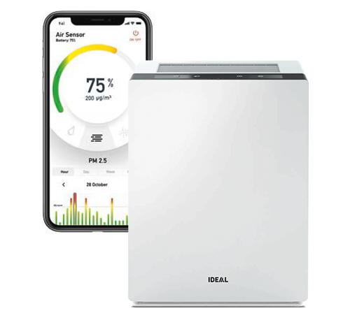 IDEAL Luftfilter - KRAMM Bürosysteme