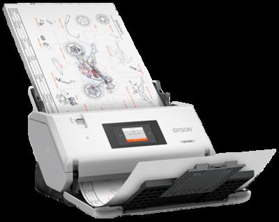 Kramm Büro-Systeme – WorkForce DS-30000