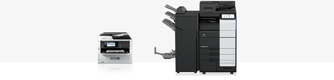 Kramm Büro-Systeme - Printsysteme