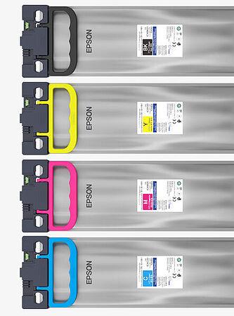 Kramm Büro-Systeme – Epson Tinte farbig