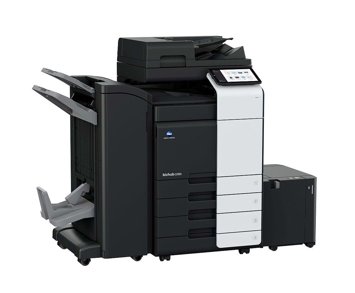 Kramm Büro-Systeme – Konica Minolta bizhub C250i
