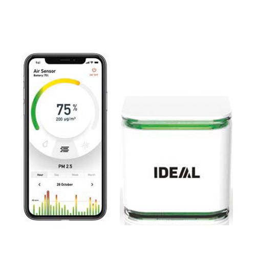 IDEAL AS10 Sensor und APP