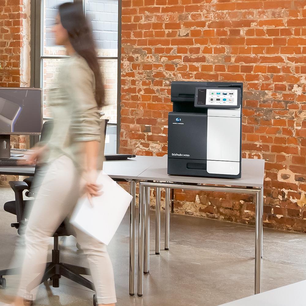 Kramm Büro-Systeme – Laserdrucker Qualität