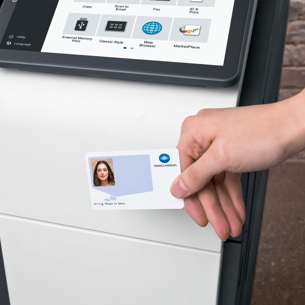 Kramm Büro-Systeme – Laserdrucker Sicherheit